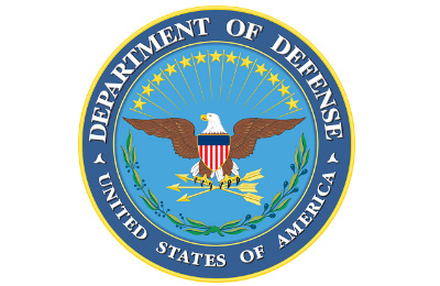 DoD Seal: Department of Defense, United States of America