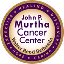 John P. Murtha Cancer Center Logo