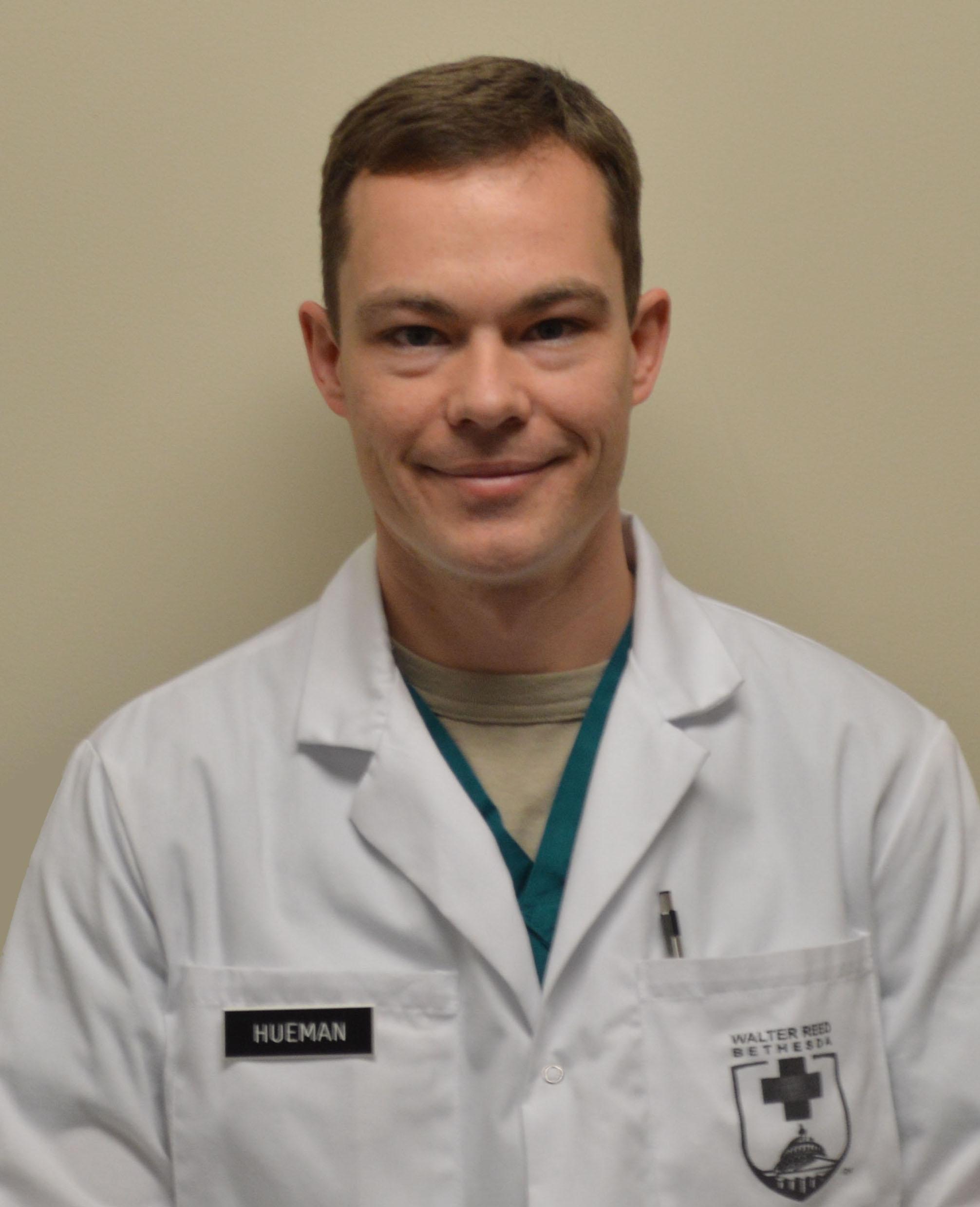 Matthew T. Hueman, MD, FACS Bio