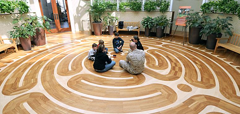 NICoE Labyrinth