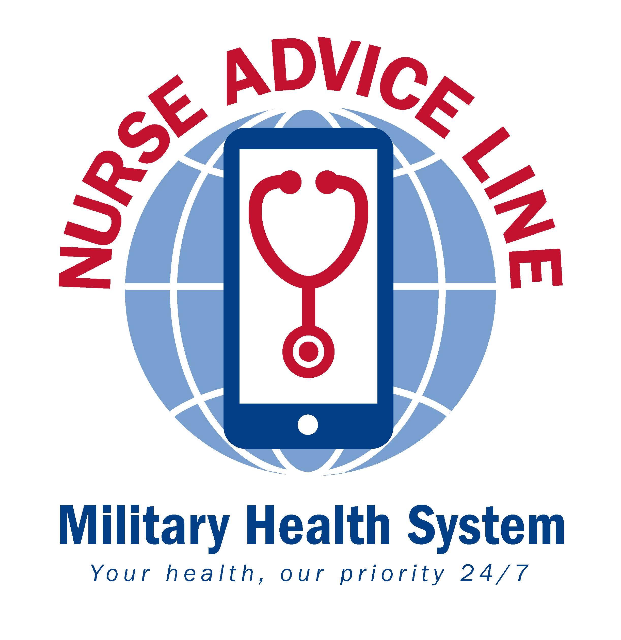 Contact us military health system mhs nurse advice line tricare nurse advice line buycottarizona Images